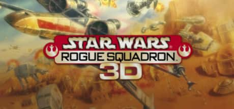 Star wars: Rogue squadron 3D PC - $4.99