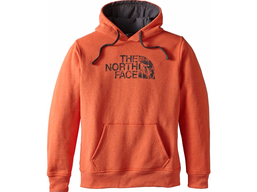 The North Face mens Wooden logo pullover $13.50 @ cabelas free store pickup