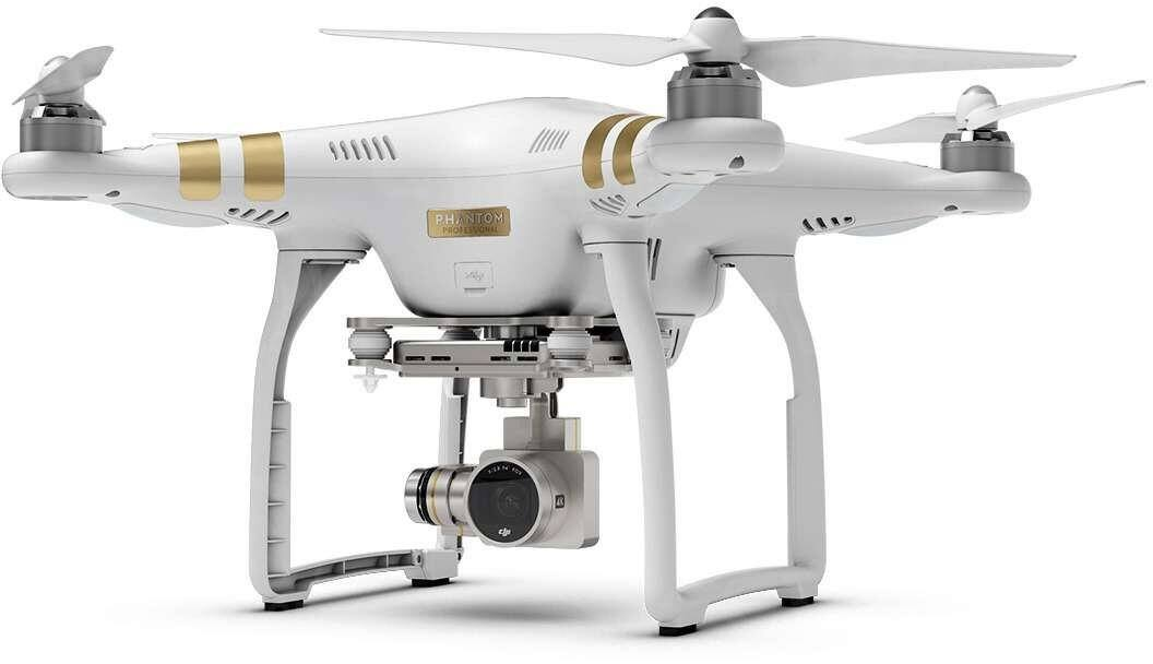 DJI Phantom 3 Professional Quadcopter Drone with 4K UHD Video Camera $779 + Free Shipping! (eBay Daily Deal)