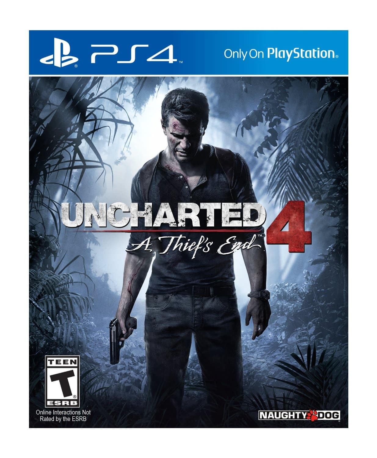 (Pre-Order) Uncharted 4: A Thief's End (PlayStation 4) for $50 + Free Shipping! (eBay Daily Deal)