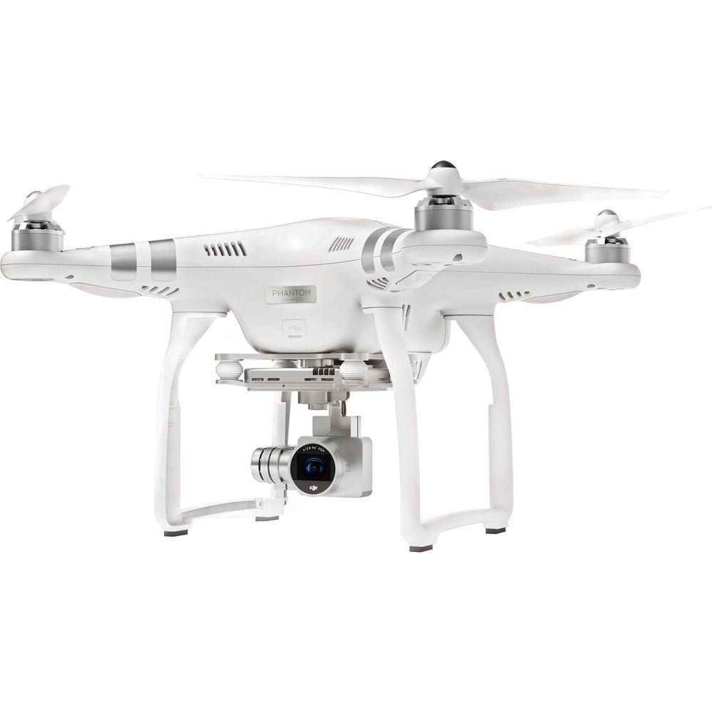 DJI Phantom 3 Advanced Quadcopter w/ 1080p Camera & 3-Axis Gimbal $599 + Free Shipping! (eBay Daily Deal)
