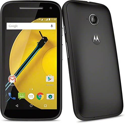 "Motorola Moto E 4.5"" AT&T GoPhone 4G LTE No-Contract Smartphone  $30 + Free Store Pickup"