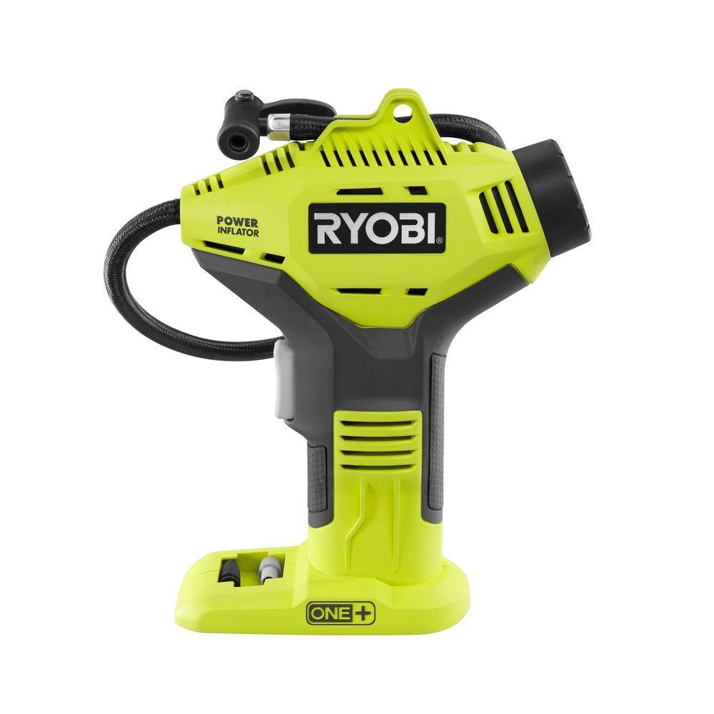 Ryobi One+ 18V Power Inflator (Tool Only)  $20 + Free Store Pickup