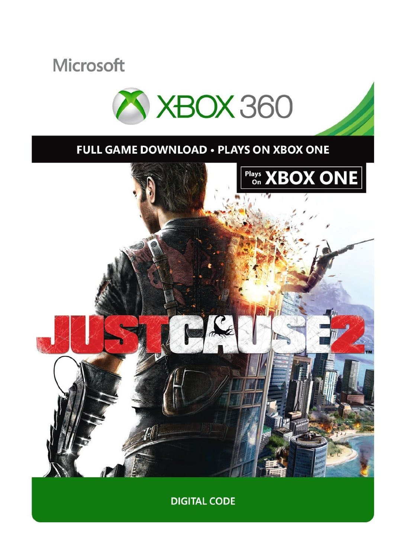 Just Cause 2 (Xbox 360 Digital Code) $3.74 @ Amazon