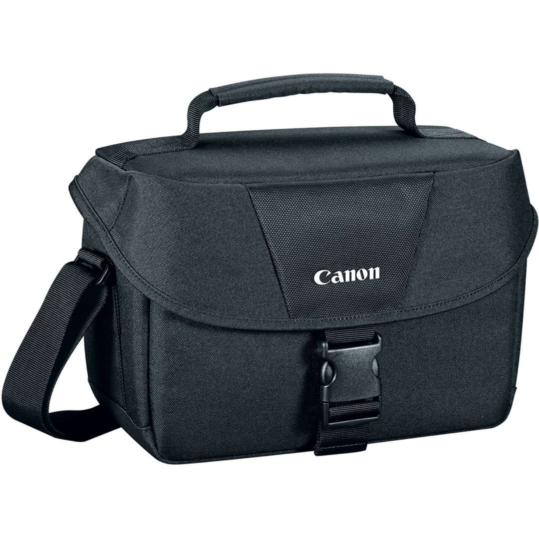 Canon 100ES EOS Shoulder Bag for DSLR Cameras & Accessories  $10 + Free Shipping