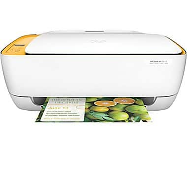 HP DeskJet 3633 Wireless Color Inkjet All In One Printer (Copies, Scans, & Prints) $19.99 + Free Shipping
