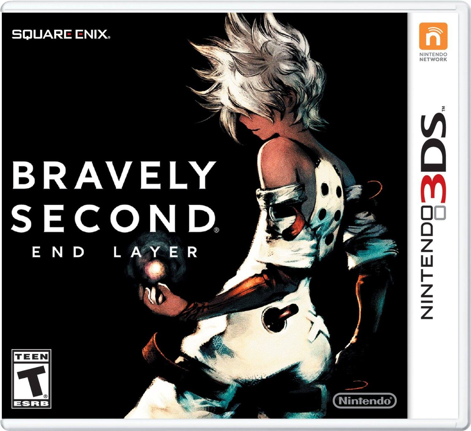 Nintendo 3DS Bravely Second: End Layer  $29.99 + tax