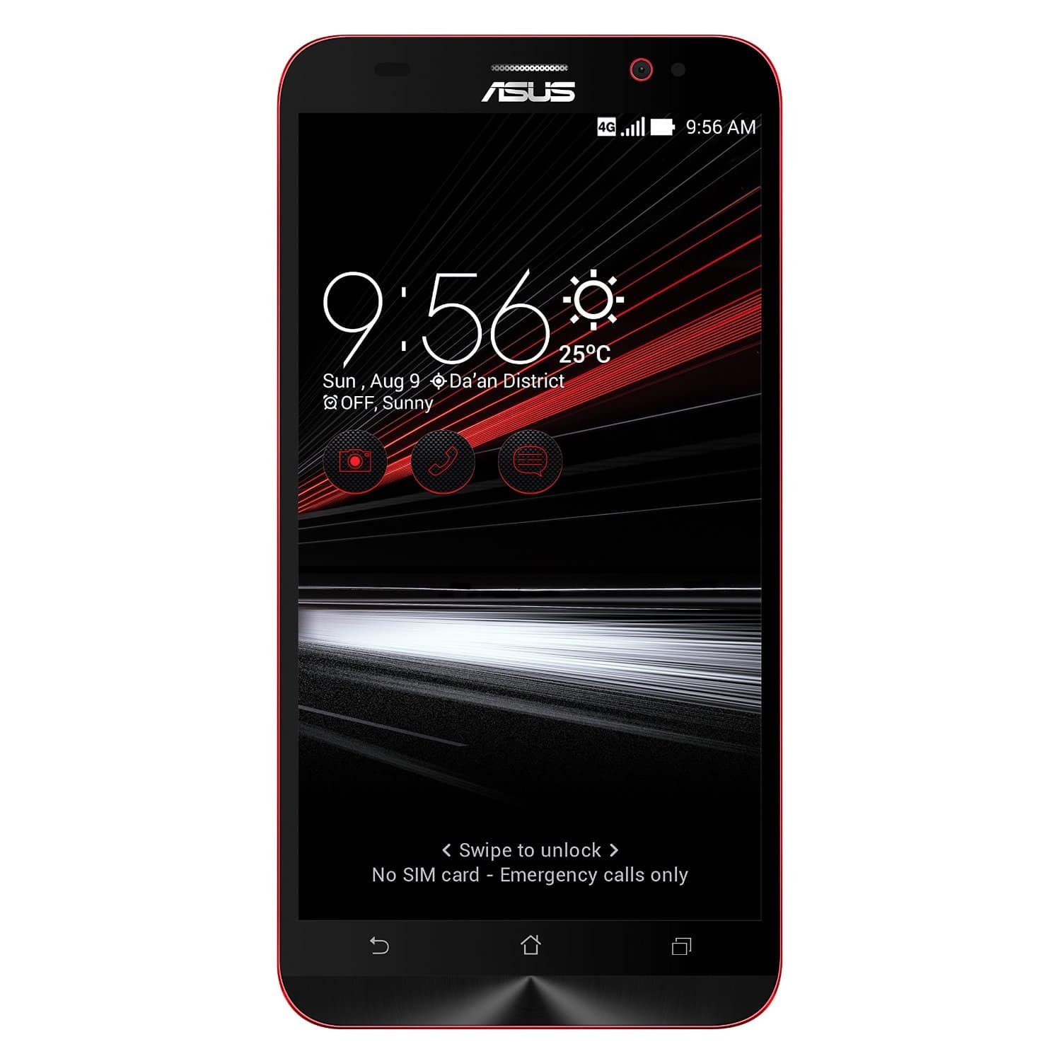128GB ASUS ZenFone 2 Deluxe Special Edition Dual SIM Unlocked Smartphone $269 + Free Shipping via Amazon