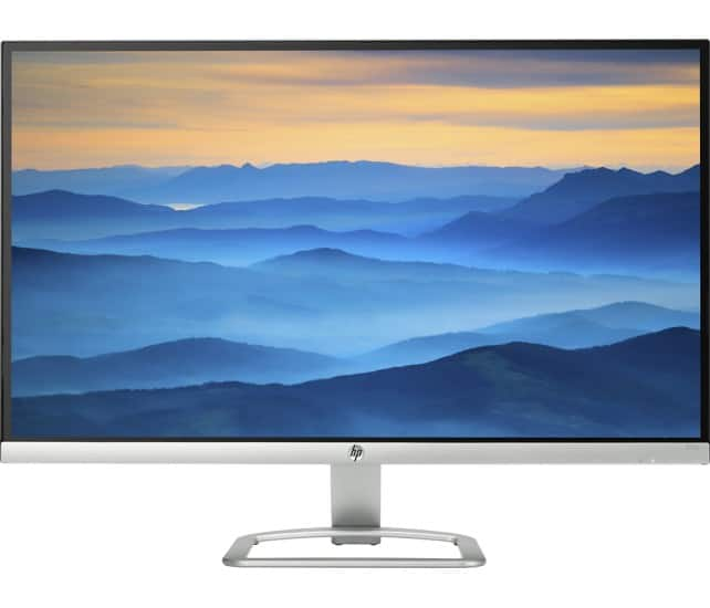 "27"" HP 27es 1920x1080p IPS LED Monitor  $140 + Free Shipping"