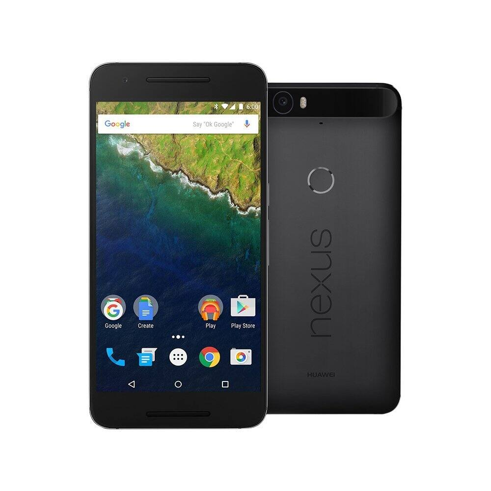 Huawei Google Nexus 6P 4G LTE Smartphone: 64GB $470, 32GB  $420