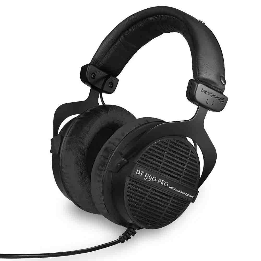 Beyerdynamic DT-990 Pro 250Ohm Open Headphones (Limited Edition Black)  $140 + Free Shipping