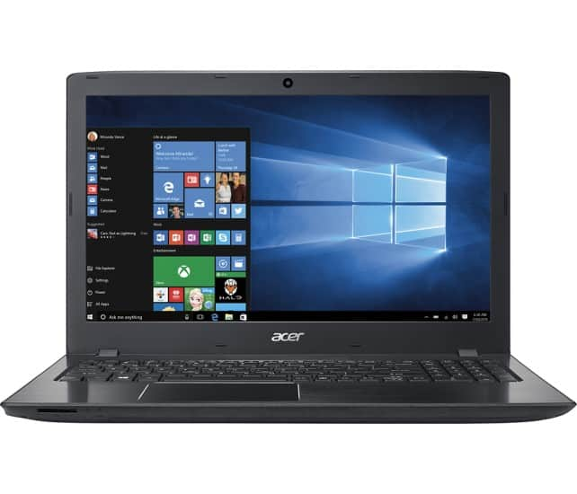 "Acer Aspire 15.6"" Laptop: Core i5-6200U, 4GB DDR4, 1TB HDD, Win 10  $350 + Free Shipping"