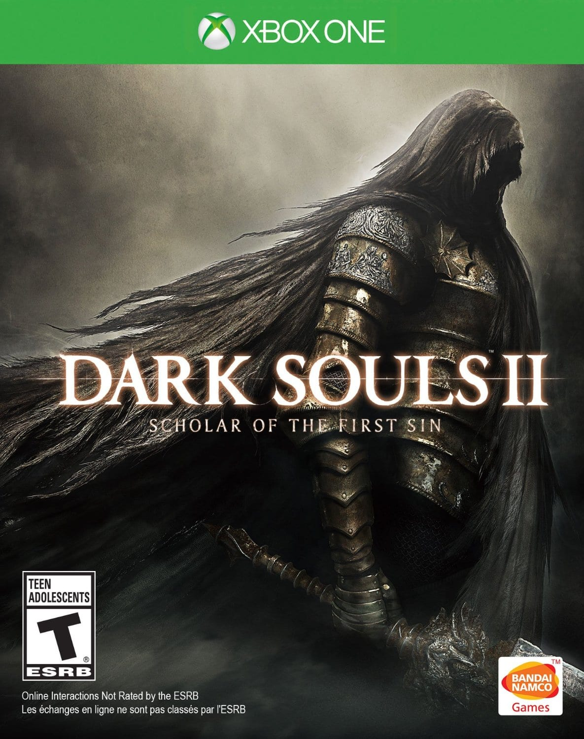 Dark Souls II: Scholar of the First Sin (Xbox One) $14.99 + Free Shipping w/ Prime or FSSS or at Target