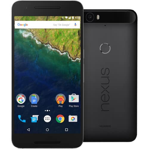 """Huawei Nexus 6P 5.7"""" Unlocked GSM Smartphone + $50 B&H GC & More  $419 + Free Shipping"""