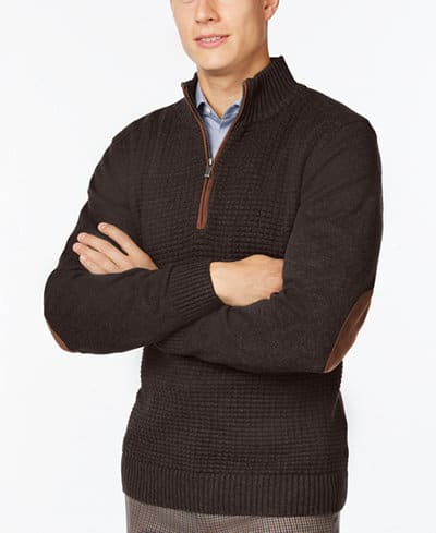 Macy's: Rockport Channer Oxfords $32, Tricots Quarter-Zip Pullover  $6 & Much More