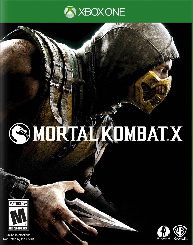 Mortal Kombat X (Xbox One) $17.99 + Free Shipping @ Microsoft Store