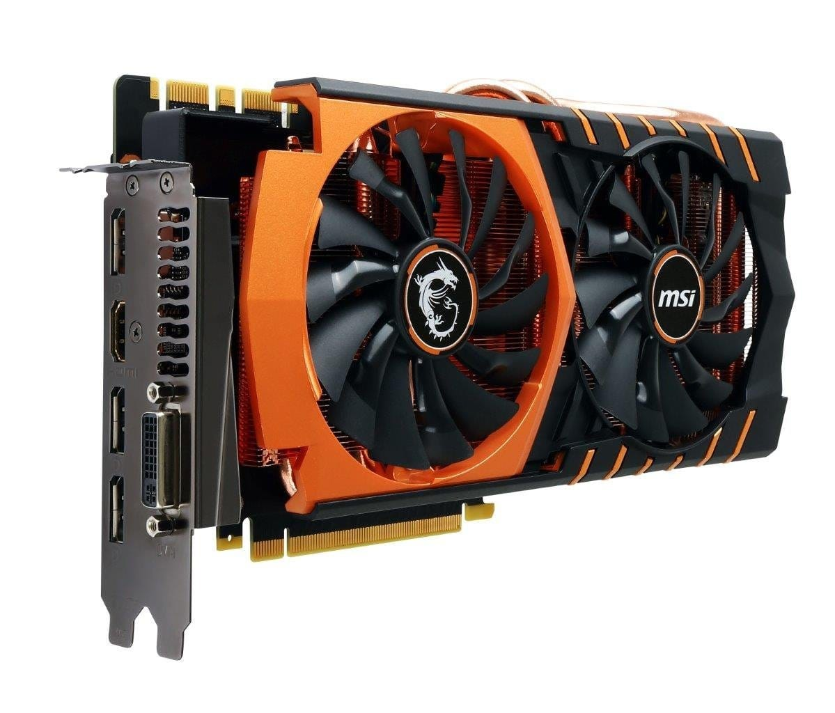 MSI GeForce GTX 980TI GAMING 6G GOLDEN EDITION $399 or $369 AR
