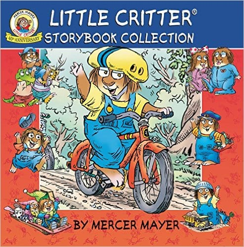 Little Critter Storybook Collection (Hardcover)  $6.75 + Free Store Pickup