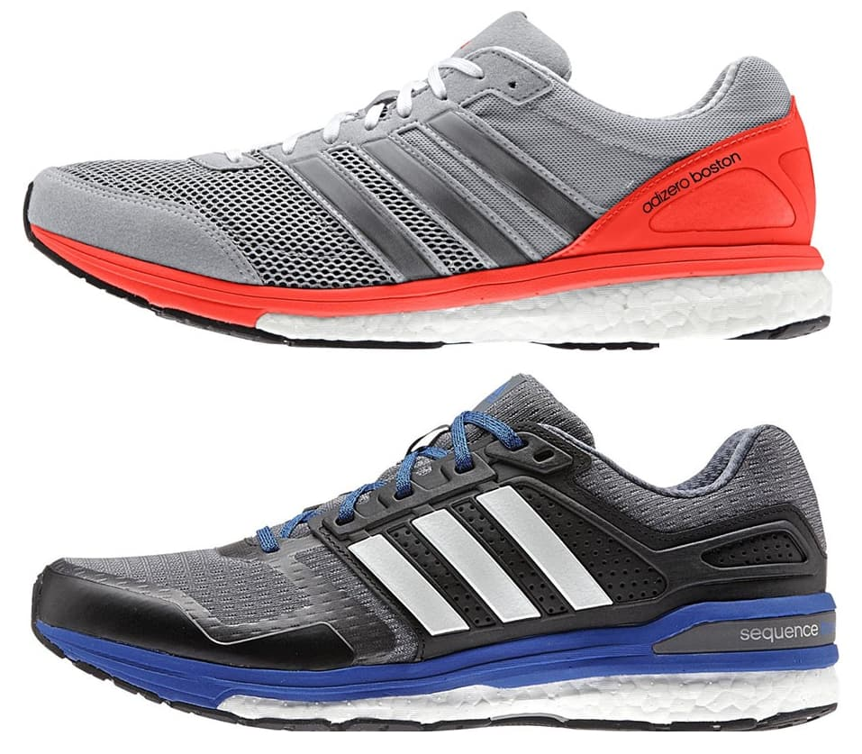 Adidas Shoes: Supernova Sequence 8 $68, Adizero Boston Boost 5  $64 & More + Free Shipping