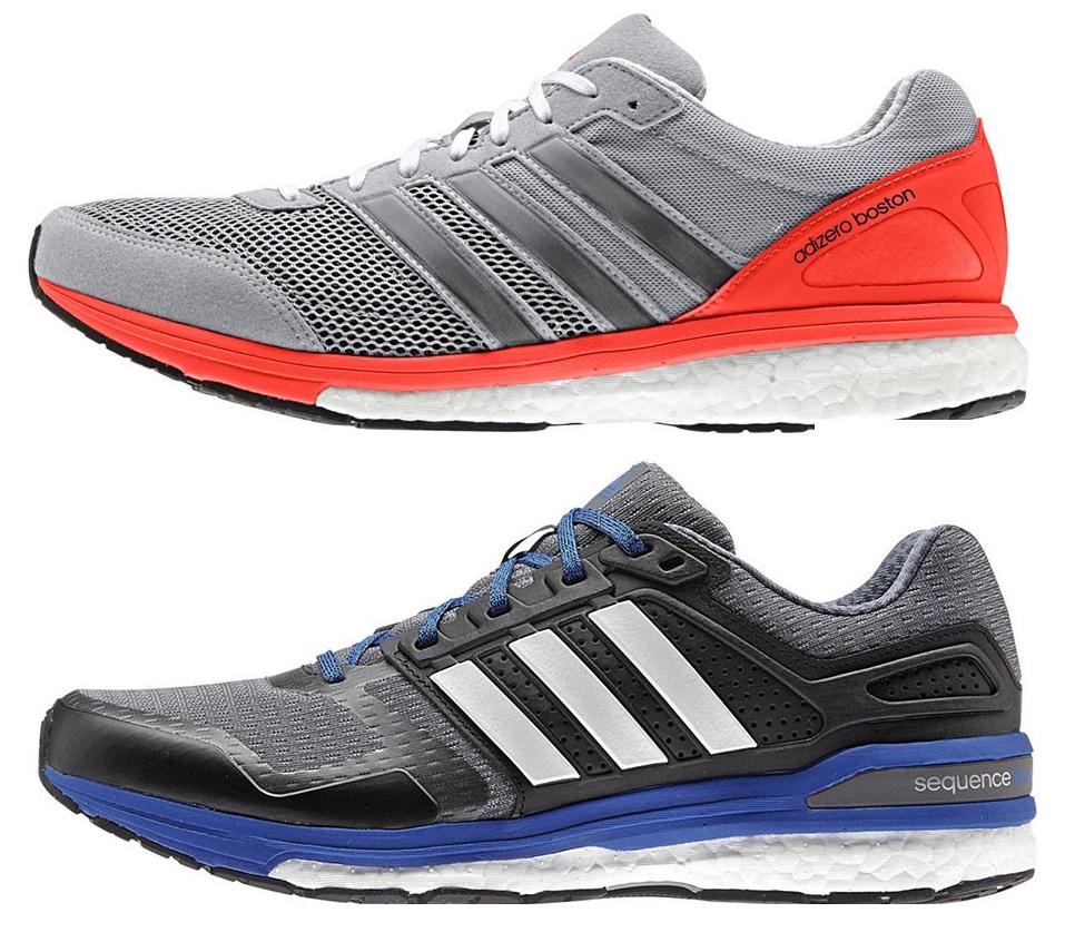 Adidas Shoes: Supernova Sequence 8 $68, Adizero Boston Boost 5  $64 & More + Free Shipping