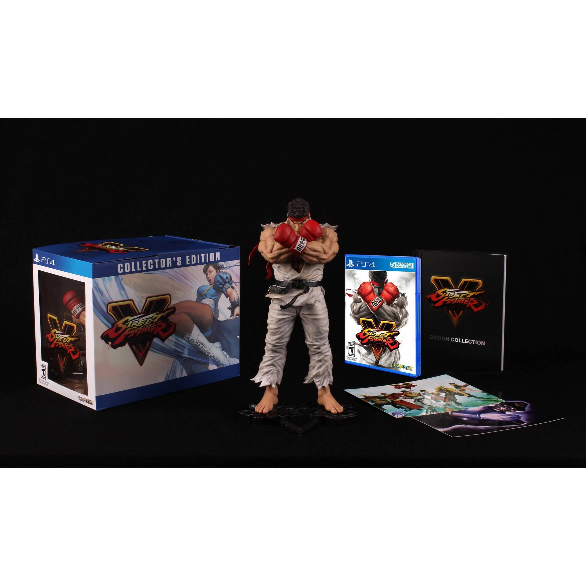 Street Fighter V: Collector's Edition (PS4)  $51.60 + Free Shipping