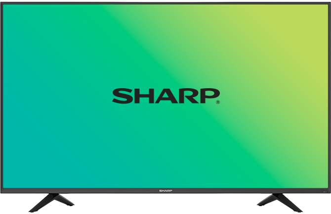 "55"" Sharp LC-55N6000U 4K UHD Smart LED HDTV + $150 Dell eGift Card $599.99 + Free Shipping"