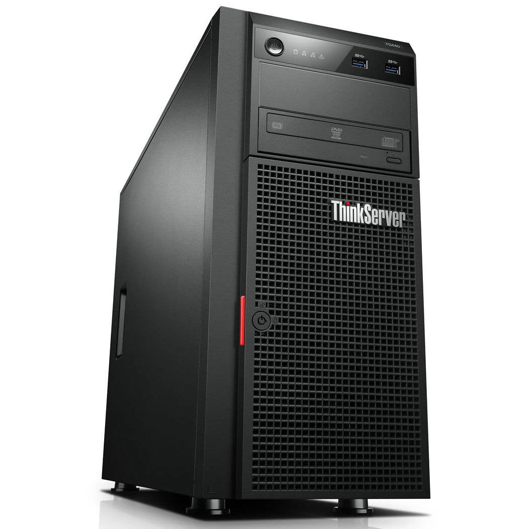 Lenovo ThinkServer TS440: Xeon E3-1226 3.30GHz, 4GB DDR3, 450W PSU $400 + Free Shipping (eBay Daily Deal)