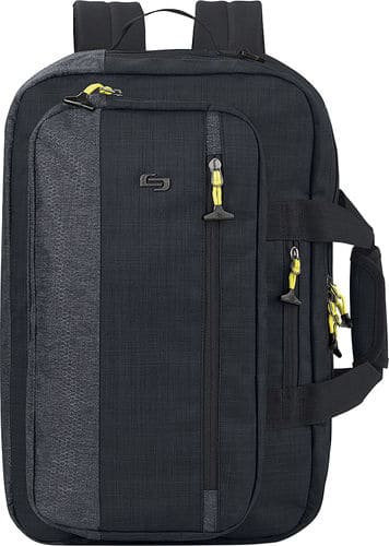 "SOLO Velocity 15.6"" Hybrid Backpack  $20 + Free Shipping"