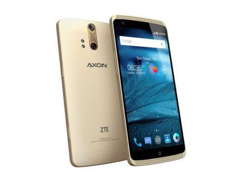 "ZTE AXON Unlocked Smartphone 32GB Storage 2GB RAM 5.5"" 4G LTE Gold/Silver/Blue $170 or $155 + Free Shipping (eBay Daily Deal)"
