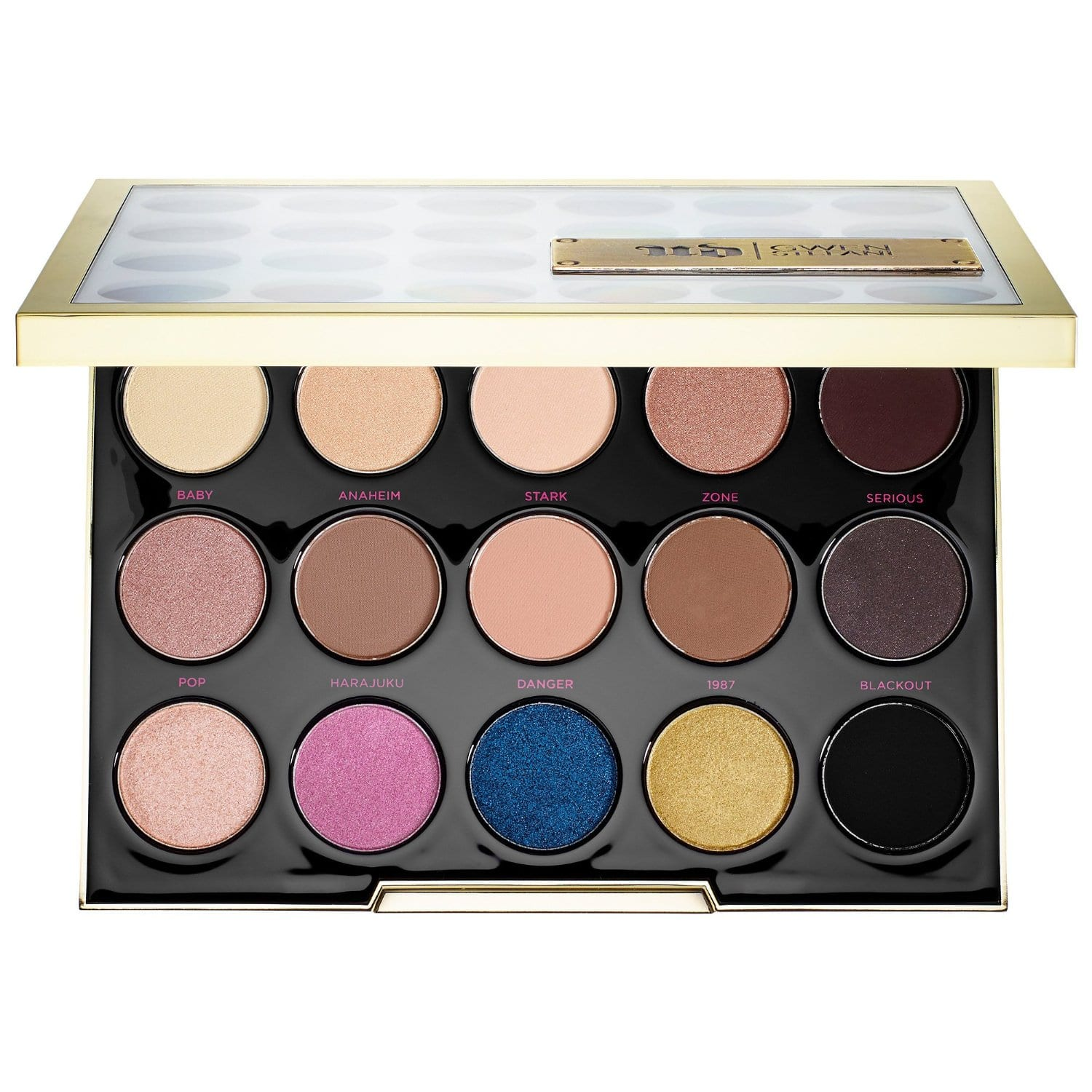 Urban Decay Gwen Stefani Eyeshadow Palette  $25 + Free S/H on $50+