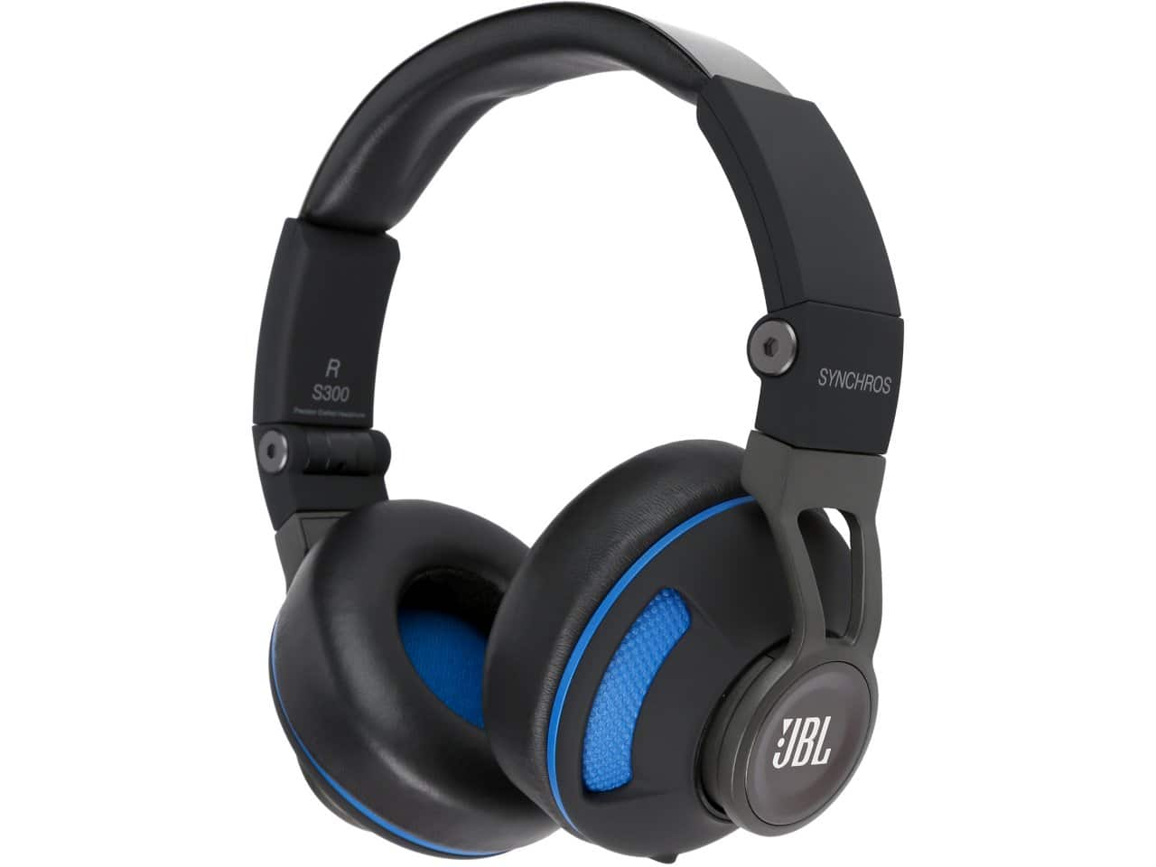 JBL Synchros S300 On-Ear Black & Blue Headphones with Built-In Android Remote + Microphone for $29.99 AR + Free Shipping @ Newegg.com