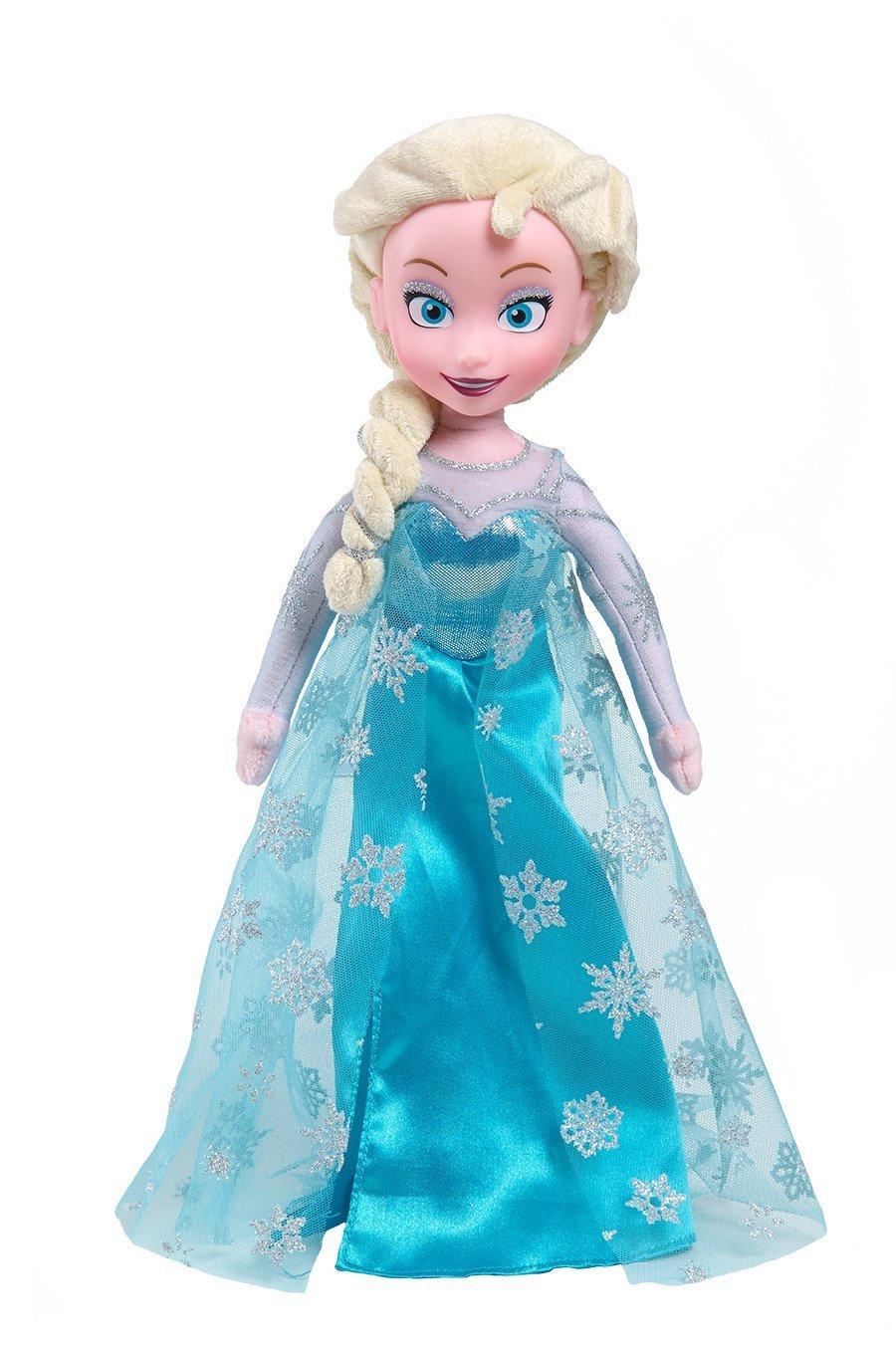 Frozen Elsa Soft Plush Doll $5 at Walmart.com