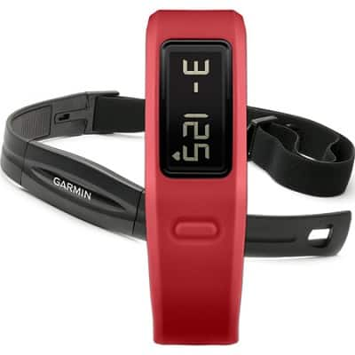 Garmin Vivofit Fitness Band with Heart Rate Monitor $48 AC + Free Shipping!