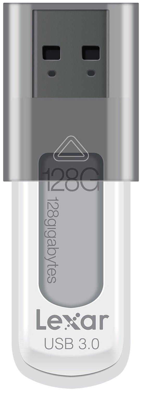 128GB Lexar JumpDrive S55 USB 3.0 Flash Drive (Gray) $19.99 + Free Store Pickup