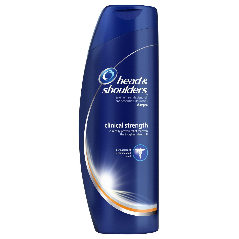 2-Pack of 13.5oz Head & Shoulders Clinical Strength Dandruff Shampoo  $5.40 + Free Shipping