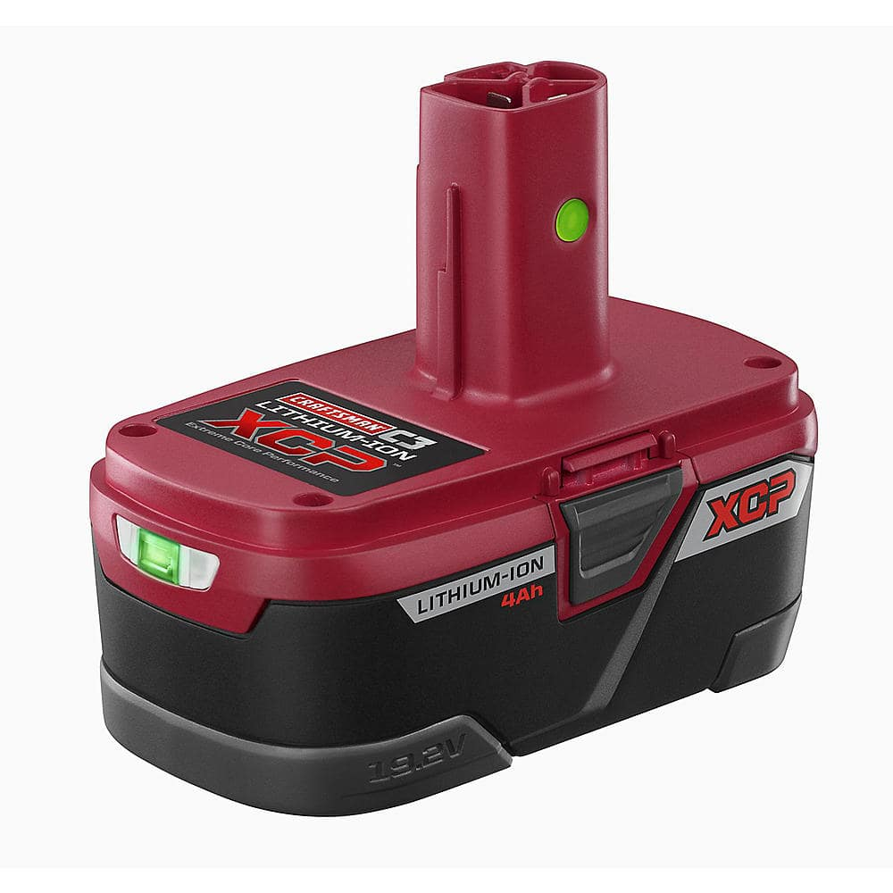 Craftsman C3 19.2V XCP Li-Ion Battery + $15 (or more) SYW Points  $68 + Free Shipping