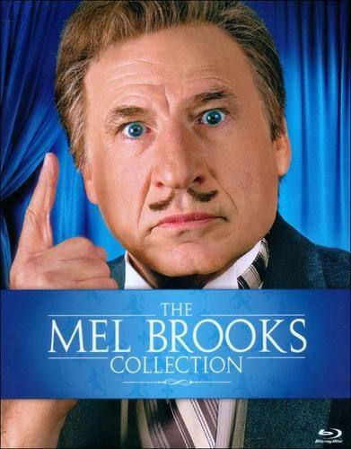 The Mel Brooks Collection (9-Disc Blu-ray) $24.99 + Free Store Pickup