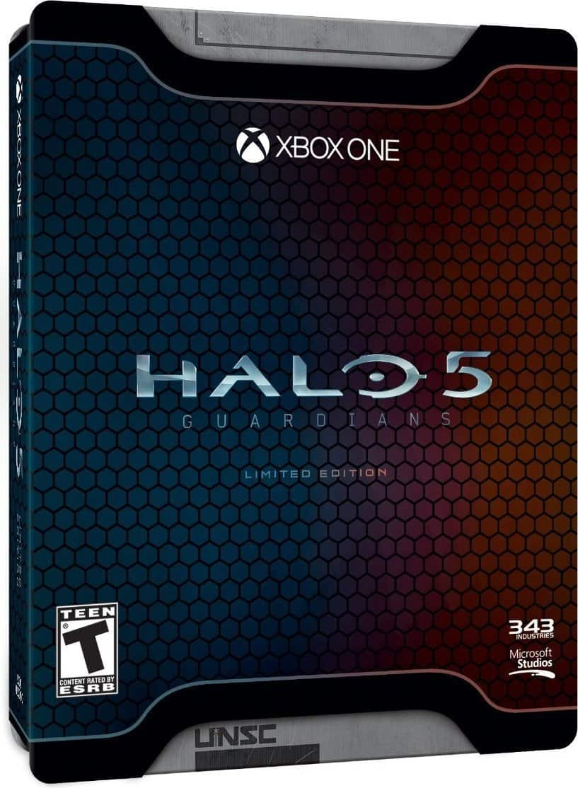 HALO 5: Guardians - Limited Edition - $35.99 - Free Shipping  - XBOX One