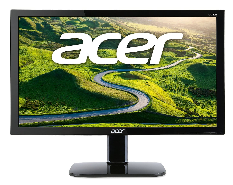 "Prime Members: 24"" Acer 1080p Full HD Widescreen Monitor  $90 + Free S&H"