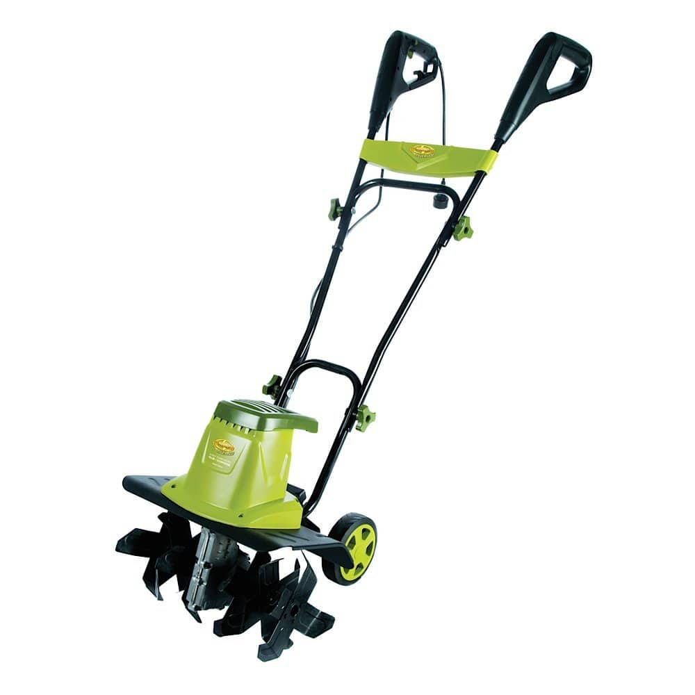 """Sun Joe 16"""" 12-Amp Electric Tiller and Cultivator  $110 + Free Shipping"""