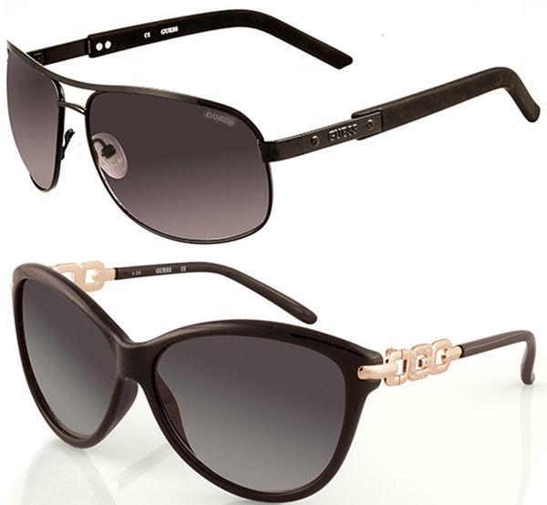 Guess Men's & Women's Sunglasses $19.99 + free shipping