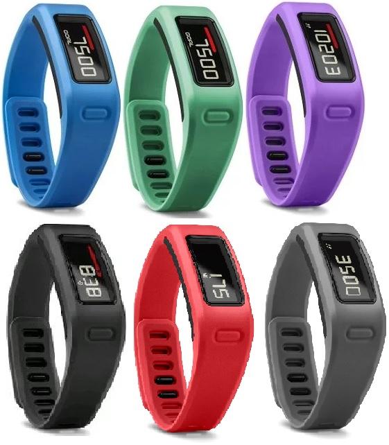 Amazon Prime Members Offer: Garmin Vivofit Fitness Band (various colors) $39.99 + Free Shipping