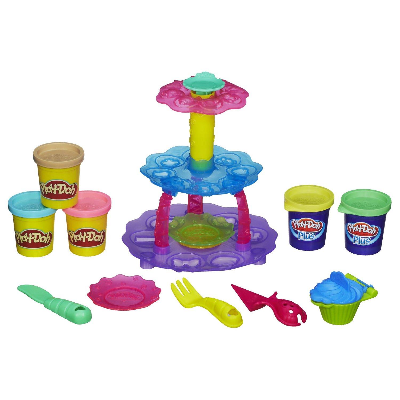 Play-Doh Sweet Shoppe Cupcake Tower  $5 on Amazon