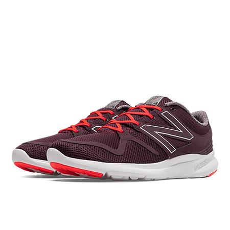 New Balance Men's Vazee Coast Running shoes Burgundy/Orange sizes 10 to 14 for $30 plus taxes plus $1 shipping