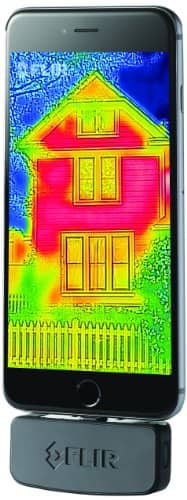 Flir One-Thermal Imaging Camera for Android or iOS  $179 + Free Shipping