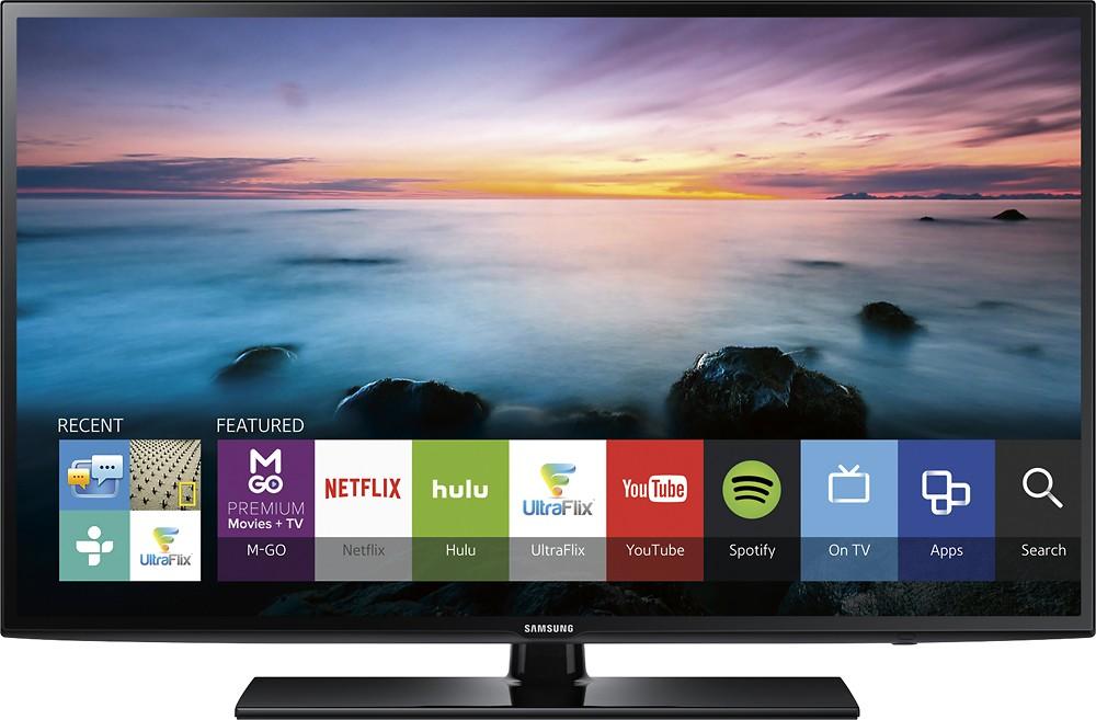 "55"" Samsung UN55J6200 1080p Smart LED HDTV + $300 Dell eGift Card  $650 + Free Shipping"