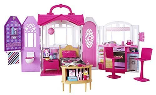 Amazon Prime Deal: Barbie Glam Getaway House $17.49 + free shipping w/ Prime