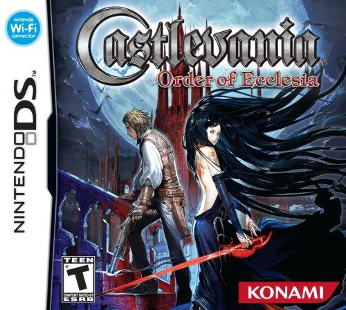 Castlevania: Order of Ecclesia $12.31 shipped