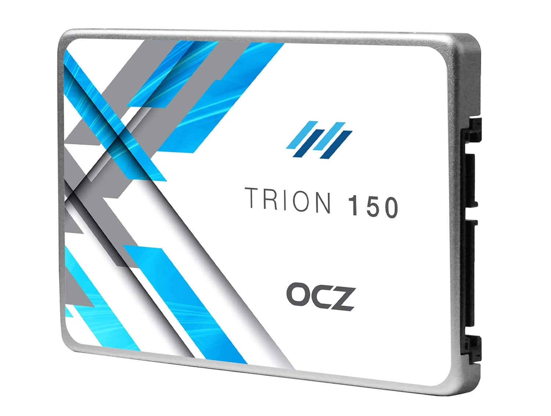 "Prime Membersl: 480GB OCZ TRION 150 2.5"" SATA III TLC Solid State Drive  $88 + Free Shipping"