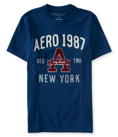 60% off Everything + Free Shipping at Aeropostale today: Guys' from $5, Girls' from $3, Home Items from $6 (free shipping, no minimum!)